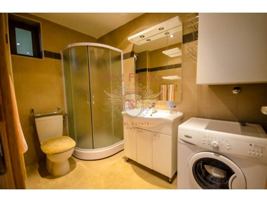 Przno'da bir yatak odalı daire, Karadağ da satılık ev, Montenegro da satılık ev, Karadağ da satılık emlak