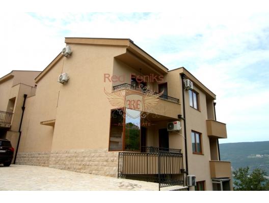 Herceg Novi kasabasında lüks bir komplekste daire, Karadağ da satılık ev, Montenegro da satılık ev, Karadağ da satılık emlak