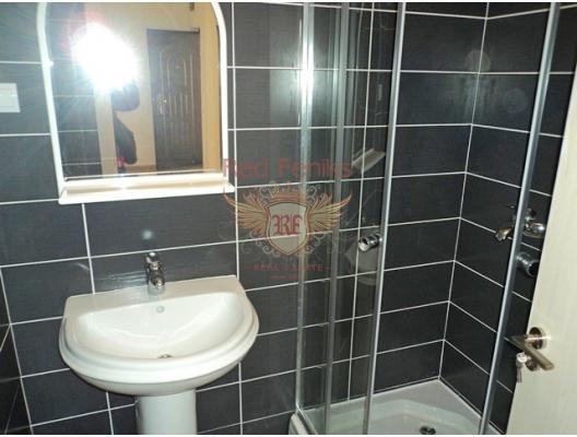Budva'daki tek yatak odalı daire., Karadağ da satılık ev, Montenegro da satılık ev, Karadağ da satılık emlak