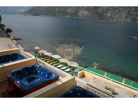 Hotel in Stoliv, property in Montenegro, hotel for Sale in Montenegro