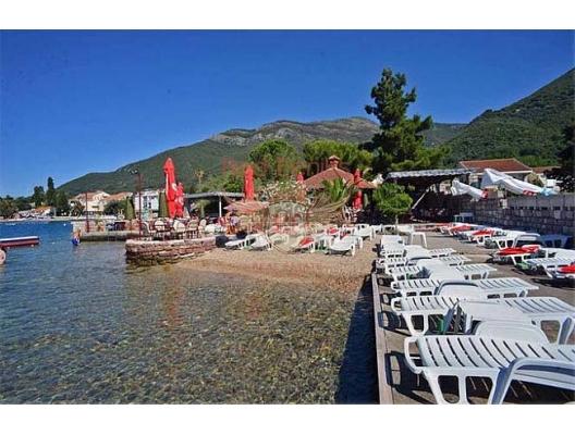 Plac u naselju Baošići, Montenegro real estate, property in Montenegro, buy land in Montenegro