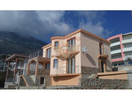 Bar'da yeni villa, Karadağ satılık ev, Karadağ satılık müstakil ev, Karadağ Ev Fiyatları
