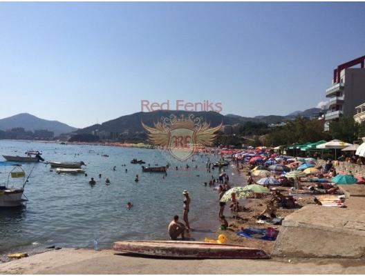 Rafailovici'de iki ve üç yatak odalı daireler, Montenegro da satılık emlak, Becici da satılık ev, Becici da satılık emlak