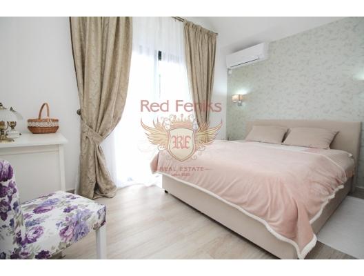 Budva'da Panoramik Deniz Manzaralı Ev, Region Budva satılık müstakil ev, Region Budva satılık villa