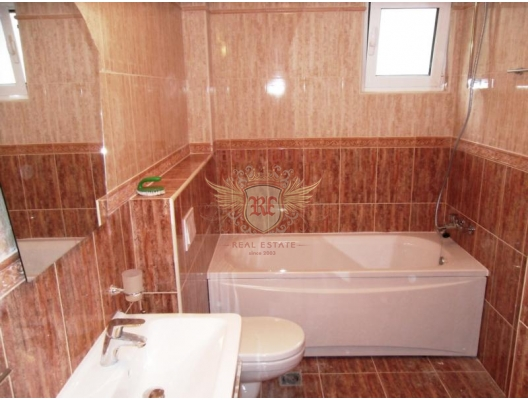 Yeni konut kompleksinde iki odalı bir daire, Karadağ da satılık ev, Montenegro da satılık ev, Karadağ da satılık emlak