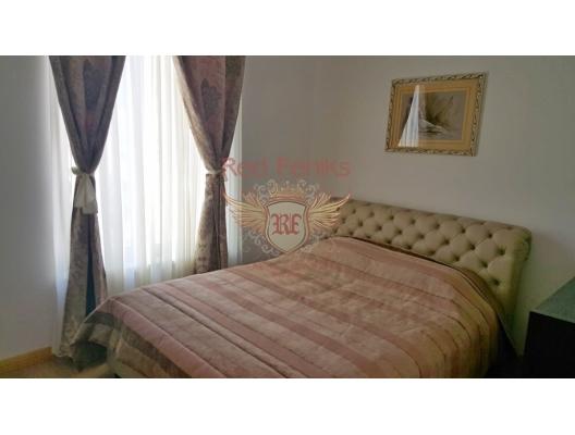 One-bedroom apartment in Budva, Montenegro real estate, property in Montenegro, flats in Region Budva, apartments in Region Budva