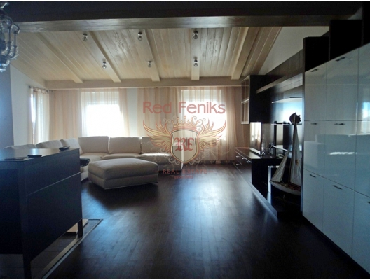 Budva'da üç yatak odalı daire, Karadağ da satılık ev, Montenegro da satılık ev, Karadağ da satılık emlak