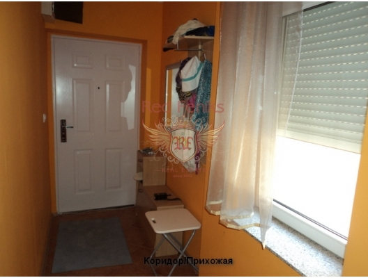 Budva'da üç yatak odalı daire, Karadağ satılık evler, Karadağ da satılık daire, Karadağ da satılık daireler