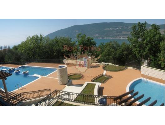 Konut kompleksinde stüdyo daire, Karadağ'da garantili kira geliri olan yatırım, Baosici da Satılık Konut, Baosici da satılık yatırımlık ev