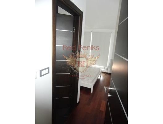 Becici'de Dubleks Daire, Karadağ satılık evler, Karadağ da satılık daire, Karadağ da satılık daireler