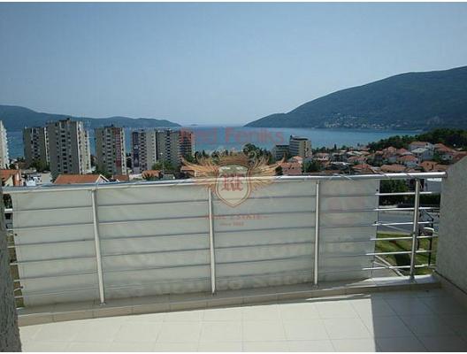 Igalo'da yeni binada daireler, (Herceg Novi), Baosici da satılık evler, Baosici satılık daire, Baosici satılık daireler