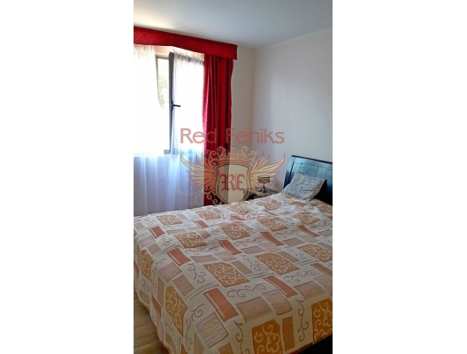 Two-bedroom apartment in Przno, Montenegro real estate, property in Montenegro, flats in Region Budva, apartments in Region Budva