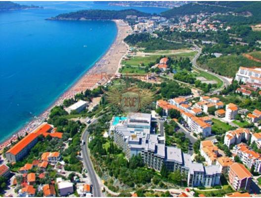 Becici'de yeni konut sitesi, becici satılık daire, Karadağ da ev fiyatları, Karadağ da ev almak