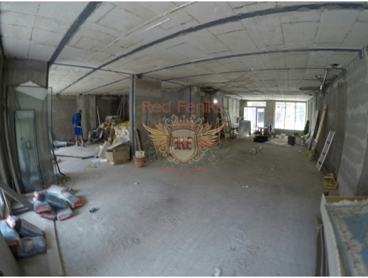Commercial space in Podgorica, commercial property in Central region, property with rental potential in Montenegro