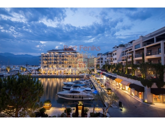 Luxury Apartment in Tivat, Montenegro real estate, property in Montenegro, flats in Region Tivat, apartments in Region Tivat