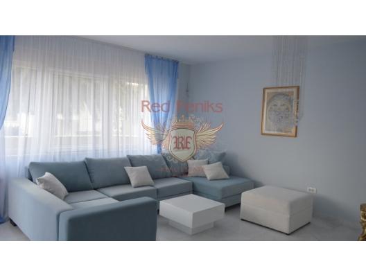 Kotor ve Perast Eski Kenti yakınlarındaki Ljuta'da deniz manzaralı lüks iki yatak odalı daire., Karadağ da satılık ev, Montenegro da satılık ev, Karadağ da satılık emlak