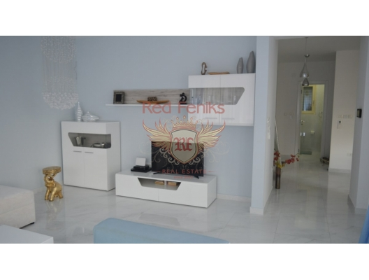 Kotor ve Perast Eski Kenti yakınlarındaki Ljuta'da deniz manzaralı lüks iki yatak odalı daire., becici satılık daire, Karadağ da ev fiyatları, Karadağ da ev almak