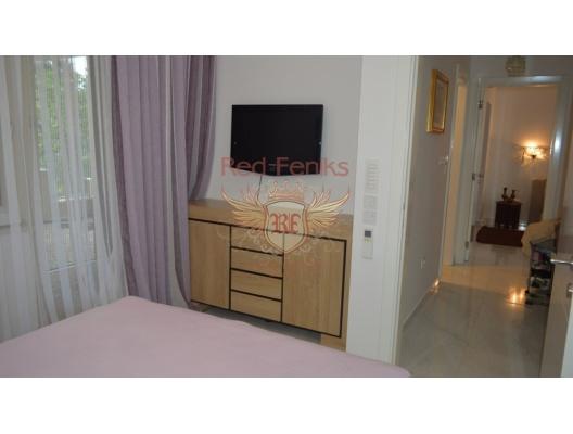 Kotor ve Perast Eski Kenti yakınlarındaki Ljuta'da deniz manzaralı lüks iki yatak odalı daire., Kotor-Bay da satılık evler, Kotor-Bay satılık daire, Kotor-Bay satılık daireler