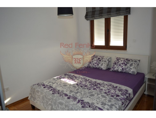 Two panoramic apartments in Petrovac with area of 40m2 and 58m2, apartments in Montenegro, apartments with high rental potential in Montenegro buy, apartments in Montenegro buy