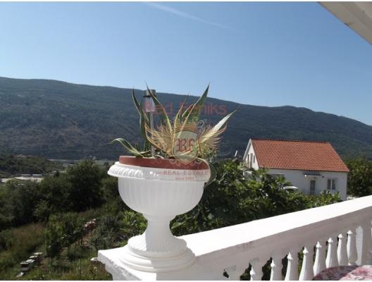 Magnificent House in Igalo, Herceg Novi satılık müstakil ev, Herceg Novi satılık villa
