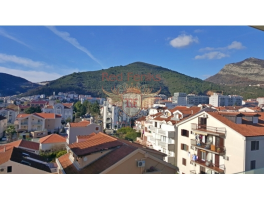 One-bedroom apartment in Budva, apartments for rent in Becici buy, apartments for sale in Montenegro, flats in Montenegro sale
