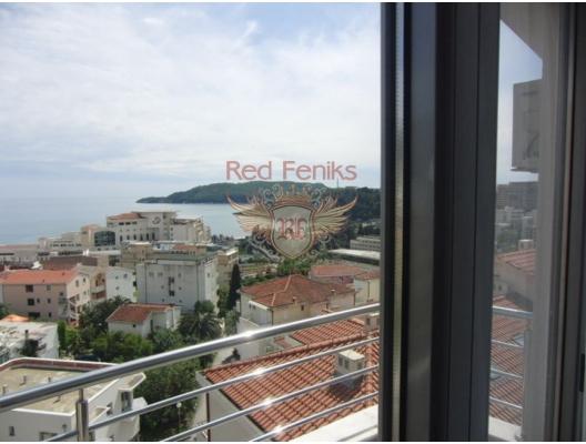 Becici'de Dubleks Daire, Montenegro da satılık emlak, Becici da satılık ev, Becici da satılık emlak