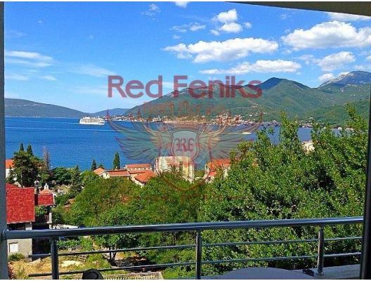 Tivat'ta daireler (Donja Lastva), becici satılık daire, Karadağ da ev fiyatları, Karadağ da ev almak
