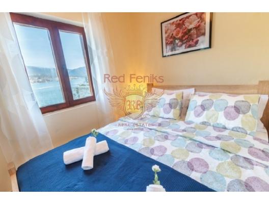 Herceg Novi sahilinde güzel 4 yatak odalı ev, Karadağ satılık ev, Karadağ satılık müstakil ev, Karadağ Ev Fiyatları