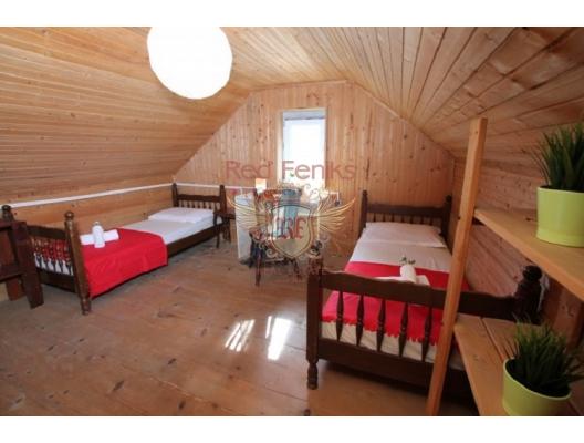Herceg Novi sahilinde güzel 4 yatak odalı ev, Baosici satılık müstakil ev, Baosici satılık müstakil ev, Herceg Novi satılık villa