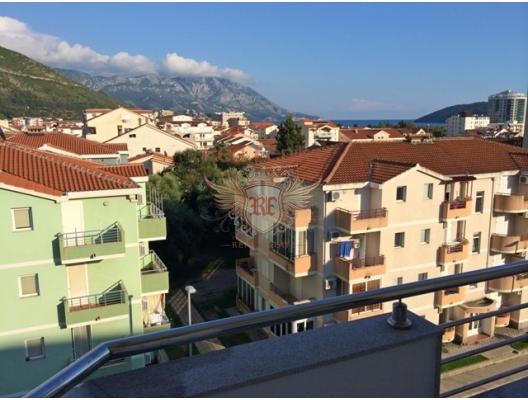 Budva'da iki katlı daire, Becici dan ev almak, Region Budva da satılık ev, Region Budva da satılık emlak