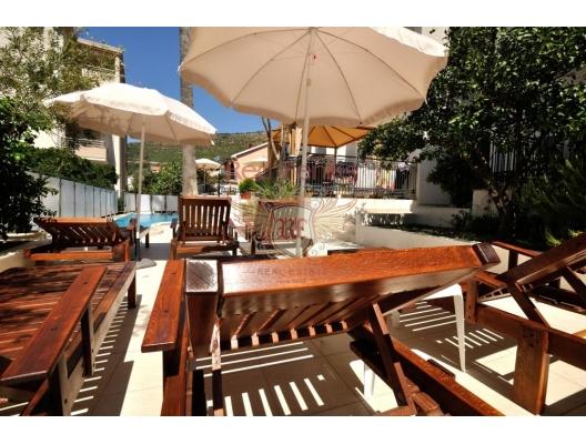 Petrovac bölgesinde otel., Karadağ da satılık işyeri, Karadağ da satılık işyerleri, Budva da Satılık Hotel