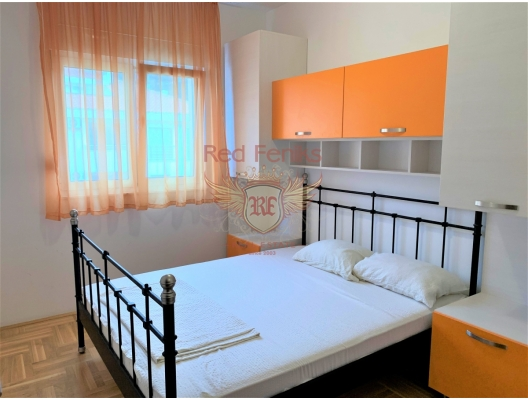 One bedroom apartment in Budva 604, sea view apartment for sale in Montenegro, buy apartment in Becici, house in Region Budva buy