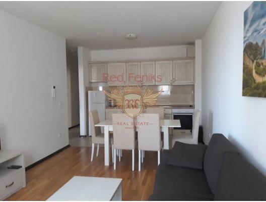 Beçiçi'de 59 m2 Daire, becici satılık daire, Karadağ da ev fiyatları, Karadağ da ev almak