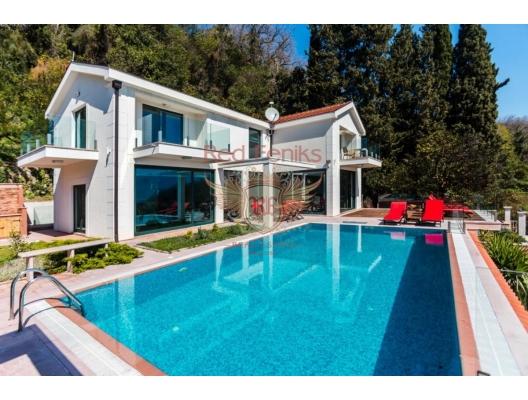 Spacious villa for sale in Djenovici.