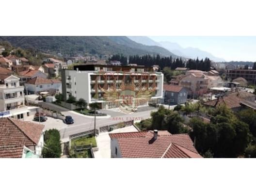 Tivat'ta Yeni Sitede Penthouse, Montenegro da satılık emlak, Bigova da satılık ev, Bigova da satılık emlak