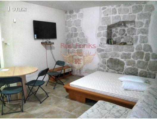 Two apartments on the first line, Orahovac, becici satılık daire, Karadağ da ev fiyatları, Karadağ da ev almak