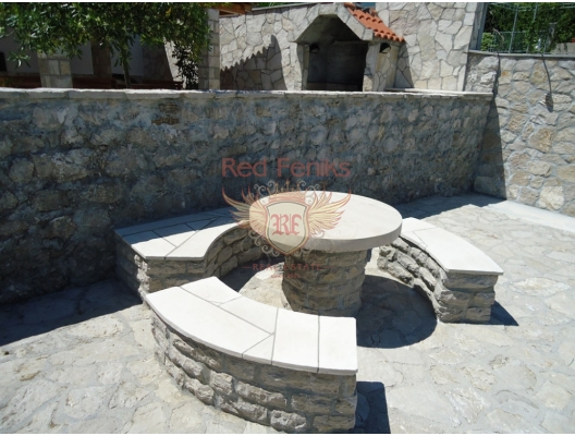 For sale attractive Villa on the coast line Kostanjica, Baosici house buy, buy house in Montenegro, sea view house for sale in Montenegro