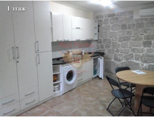 Two apartments on the first line, Orahovac, Karadağ satılık evler, Karadağ da satılık daire, Karadağ da satılık daireler