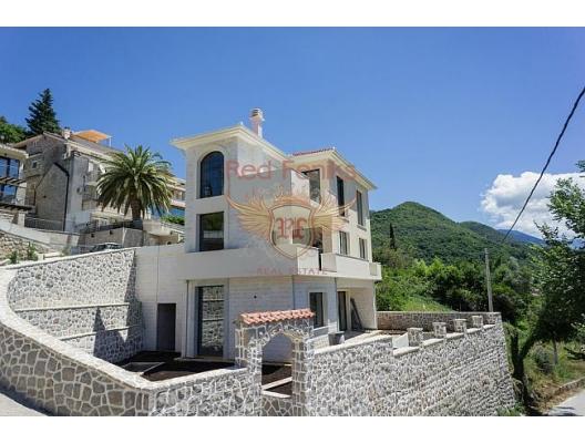 Tivat'ta Villa, Karadağ Villa Fiyatları Karadağ da satılık ev, Montenegro da satılık ev, Karadağ satılık villa