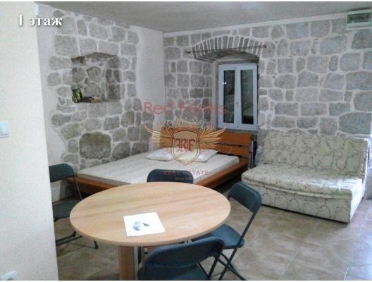 Two apartments on the first line, Orahovac, Karadağ da satılık ev, Montenegro da satılık ev, Karadağ da satılık emlak