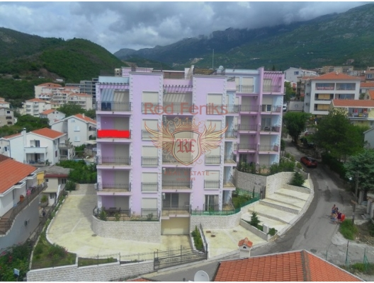 Becici'de mükemmel kompleks, Karadağ da satılık ev, Montenegro da satılık ev, Karadağ da satılık emlak