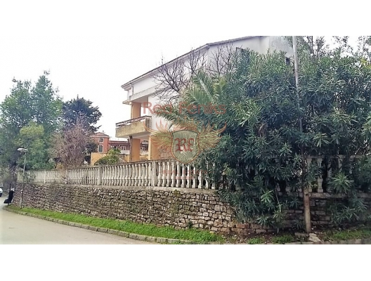 Plot for sale in Budva, Montenegro.