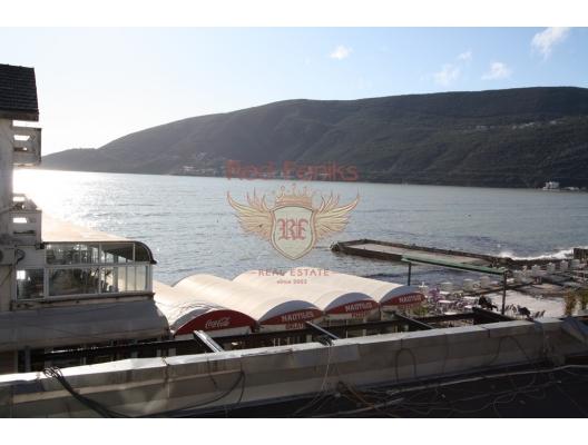Igalo ilk satırda daire, Karadağ da satılık ev, Montenegro da satılık ev, Karadağ da satılık emlak
