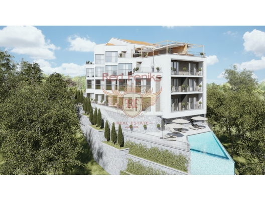 Panorama Apartment In Tivat, hotel residences for sale in Montenegro, hotel apartment for sale in Region Tivat