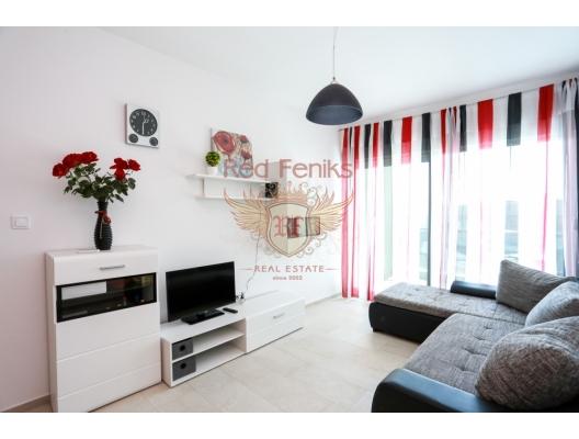 Beçiçi'de 2+1 65 m2 Daire, Karadağ da satılık ev, Montenegro da satılık ev, Karadağ da satılık emlak