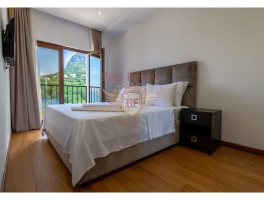 Rijeka Rezevici'de lüks taş dirgen, Becici satılık müstakil ev, Becici satılık müstakil ev, Region Budva satılık villa