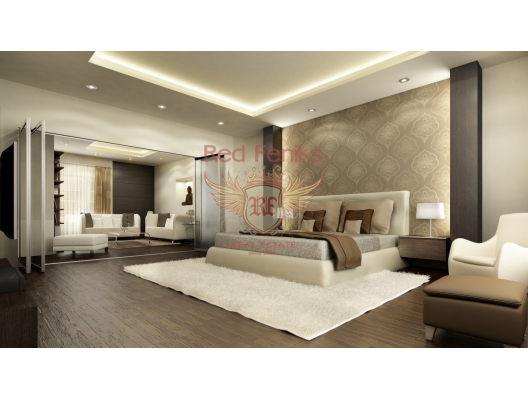 Perfect Apartment in First line in Budva, hotel in Montenegro for sale, hotel concept apartment for sale in Becici