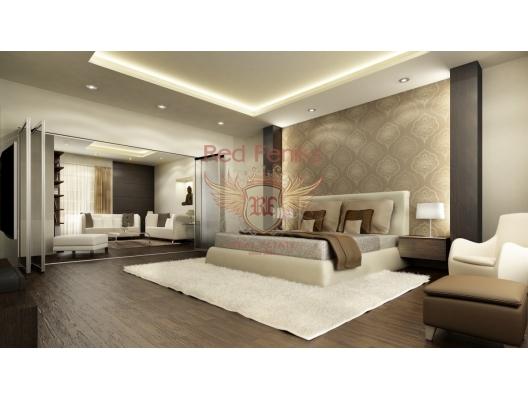 Budva'da İlk Sırada Mükemmel Daire, Karadağ'da satılık otel konsepti daire, Karadağ'da satılık otel konseptli apart daireler, karadağ yatırım fırsatları