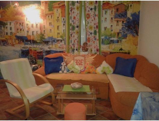 One Bedroom Apartment in Baošići, Herceg Novi da satılık evler, Herceg Novi satılık daire, Herceg Novi satılık daireler