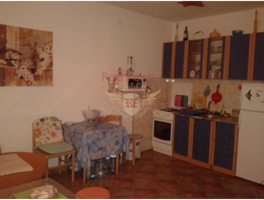One Bedroom Apartment in Baošići, Herceg Novi da ev fiyatları, Herceg Novi satılık ev fiyatları, Herceg Novi ev almak